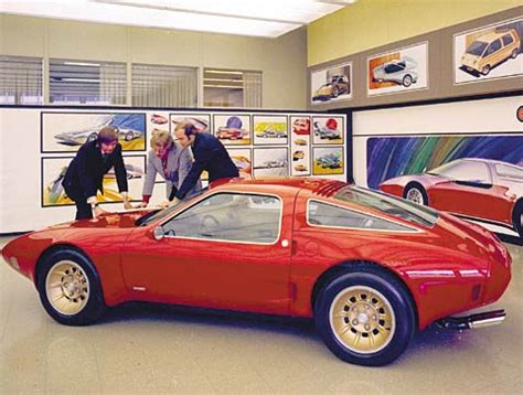 chevrolet corvette concepts that didn't make it concept
