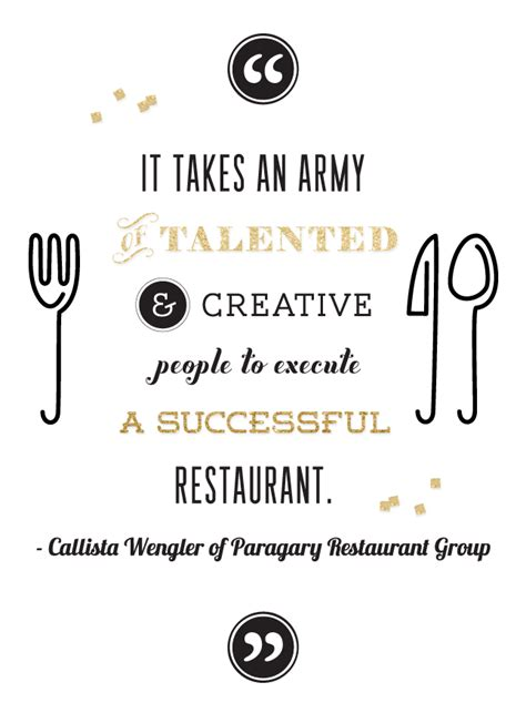 Good Food Quotes Restaurants
