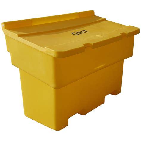heavy duty stackable grit bins salt grit bins