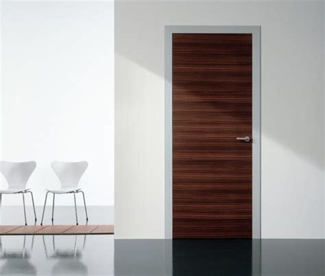 Contemporary Interior Wood Doors Modern Door Designs For Your Home