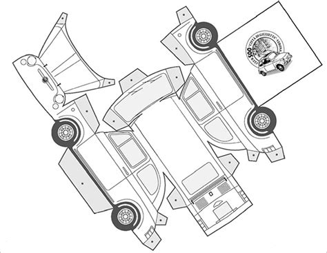 How To Make A Car Out Of Paper - how to make a car out of paper beneficialholdings info