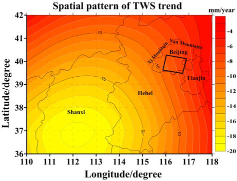 spatial pattern analysis in geography sensors free full text surface subsidence analysis by