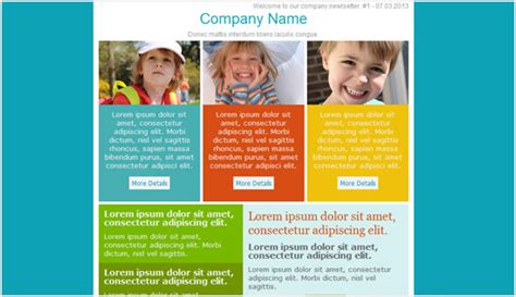 family newsletter template family email newsletter templates email newsletter