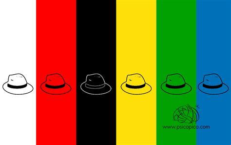 Resumen 6 Sombreros Para Pensar by Los Seis Sombreros Para Pensar De Edward De Bono Psicopico
