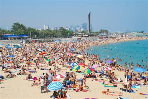 barcelona beach barcelona blake zanardi