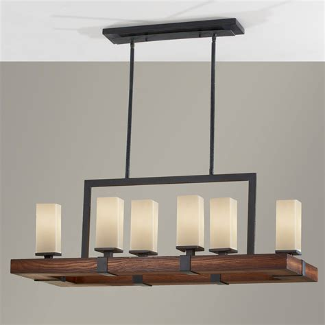 kitchen island lighting murray feiss f2592 6af agw madera island light