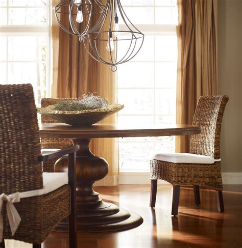 pedestal dining table  kitchen tables