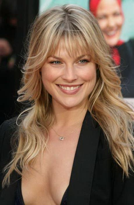hairstyles with long bangs and layers long layered hairstyles with bangs
