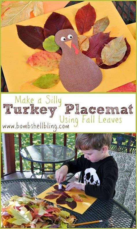 thanksgiving placemat craft for 1000 images about 2014 thanksgiving placemat table crafts