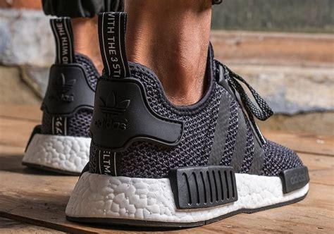 Adidas Nmd R1 Exclusive Black adidas nmd r1 foot locker europe exclusive sneakernews