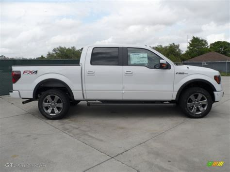 ford truck white 2013 f150 fx4 door panel autos post