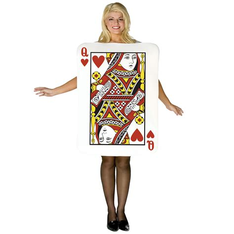 how to make a card costume cheap of hearts deluxe card costume at