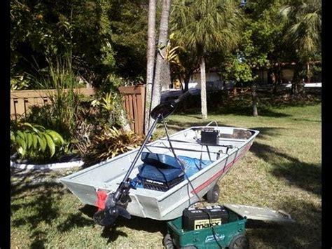 jon boat with trolling motor speed 2 trolling motors on 10 quot jonboat page 1 iboats boating