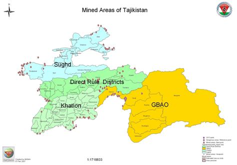 tajikistan map tajikistan map with cities pictures to pin on pinsdaddy