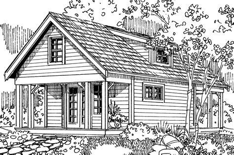 house plans with guest cottage cottage house plans guest cottage 30 727 associated designs