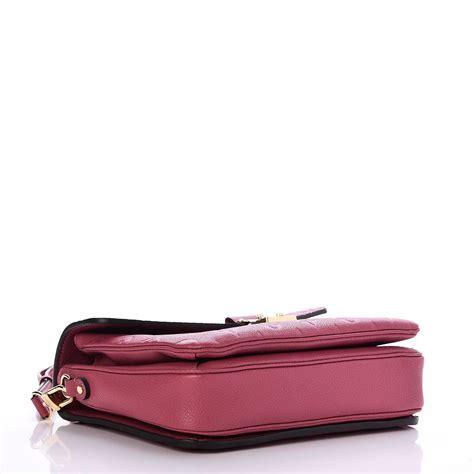 Tas Luis Vuitton Metis Empreinte Ros louis vuitton empreinte pochette metis bruyere 240173
