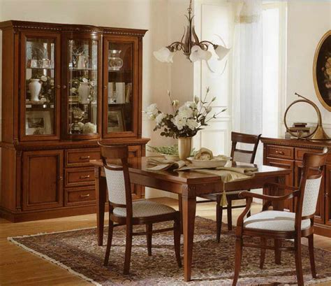 Dining Room : Country Dining Room Decorating Ideas With Flower Decoration Country Dining Room