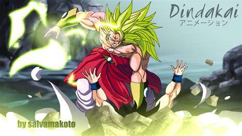 imagenes de goku y broly broly ss3 vs goku by dindakai on deviantart