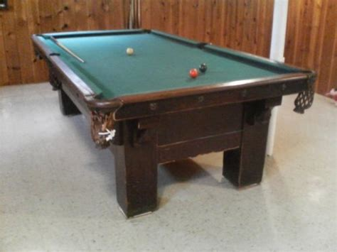 brunswick balke collender pool table brunswick balke collender table id azbilliards com