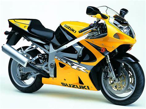 2001 Suzuki Gsx 750 2001 Suzuki Gsx R 750 Pic 11 Onlymotorbikes