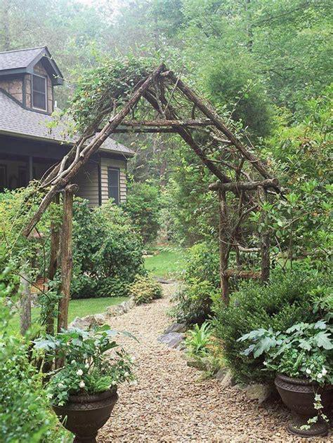 rustic pergola garden ideas pinterest trees rustic