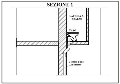 Tubo Scarico Lavandino Diametro by Casa Moderna Roma Italy Scarico Wc