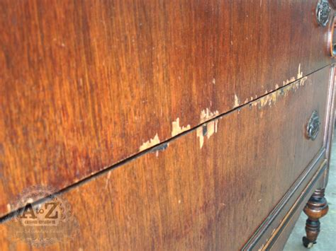 repair veneer table top fix wood veneer table top fix chipped veneer the easy