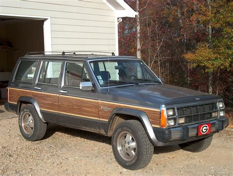 1988 jeep wagoneer 1988 jeep wagoneer information and photos momentcar