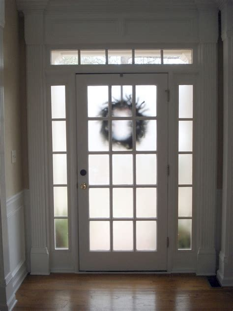 Frosted Front Door 1000 Images About Frosted Front Doors On Etched Glass Wooden Doors And Windows And