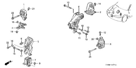 1997 honda accord parts diagram water heater detail water free engine image for user