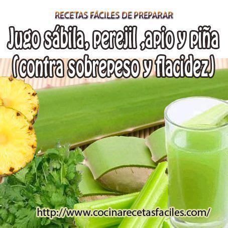 Pina Logiudice Tea Detox Recipes by Receta De Jugo S 225 Bila Perejil Apio Y Pi 241 A Para Perder