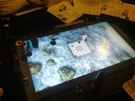 1000 images about rpg projector tables on