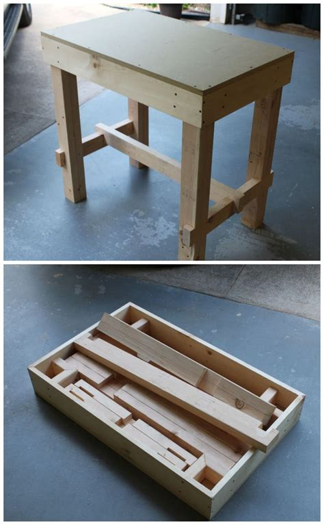 portable woodworking bench 25 best ideas about portable workbench on