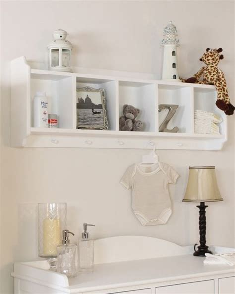 Bedroom Wall Shelves For Clothes Best 25 Nursery Shelving Ideas On Nursery
