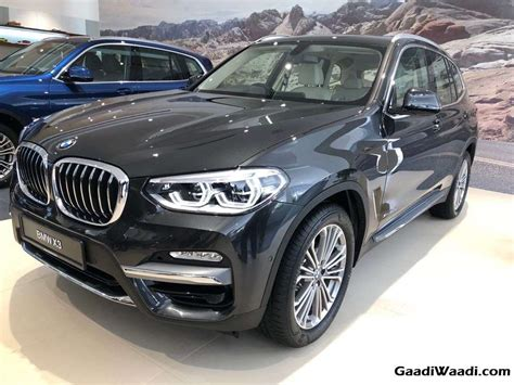 new bmw 2018 price 2018 bmw x3 launched in india price specs features