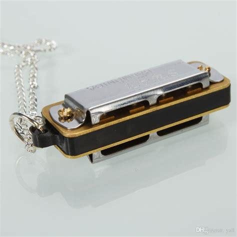 Sale Swan Harmonica sale swan mini harmonica necklace 4 8 tone children musical instruments silver brand