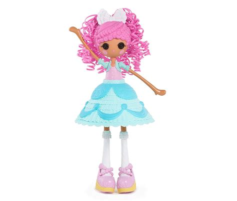 design a lalaloopsy doll lalaloopsy girls cake fashion doll fancy frost n glaze