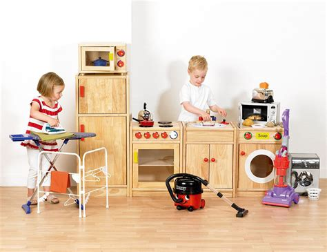 childrens wooden kitchen furniture me and freya deluxe childrens home corner kitchen high