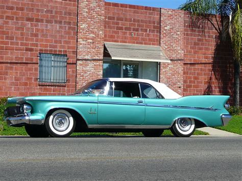 1961 CHRYSLER IMPERIAL CROWN CONVERTIBLE   70566