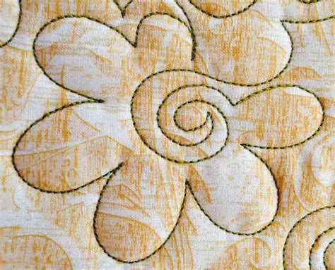 patterns free motion quilting free motion quilting fun with flowers machine quilting
