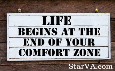 comfort zone blog getting out of your comfort zone