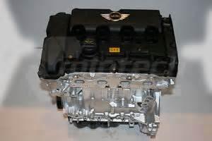 Mini Cooper R56 Engine Bmw Mini Cooper S R56 R55 And R57 New Recon 1 6