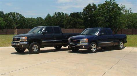 2003 gmc 2500hd specs tommygun21 2003 gmc 2500 hd extended cabslt