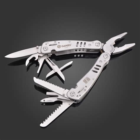 Best Sale Jeep Multifunction Tool Set ganzo g301 stainless steel multi tools folding knife