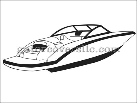 speed boat drawing speed boat drawing at getdrawings free for personal