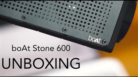 boat speakers stone 600 boat stone 600 bluetooth speaker review and sound testing