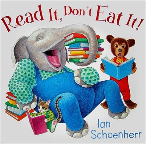 Read It And Eat by Highland Elementary Books To Read About School