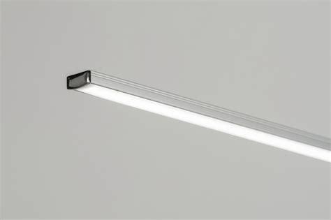 led balk keuken hangl 72105 design modern aluminium metaal