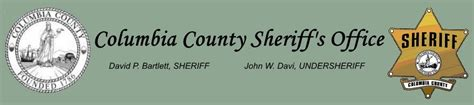 columbia county sheriff s office