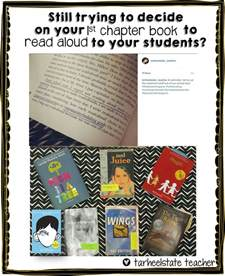 picture book read alouds for 5th grade reflections and resources from tarheelstate still